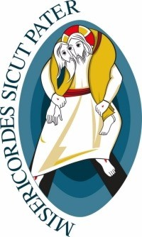 Merciful like the Father - Motto and Logo for the Jubilee of Mercy