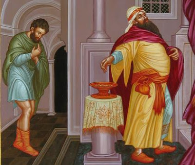 Parable of the Pharisee and the Tax Collector