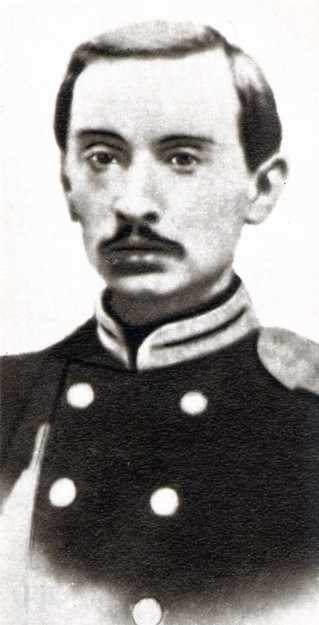 St Raphael when he was a soldier