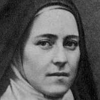 St Therese in the year of her death