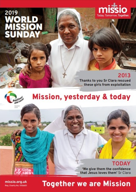 World Mission Sunday Poster